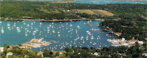Dering Harbor.