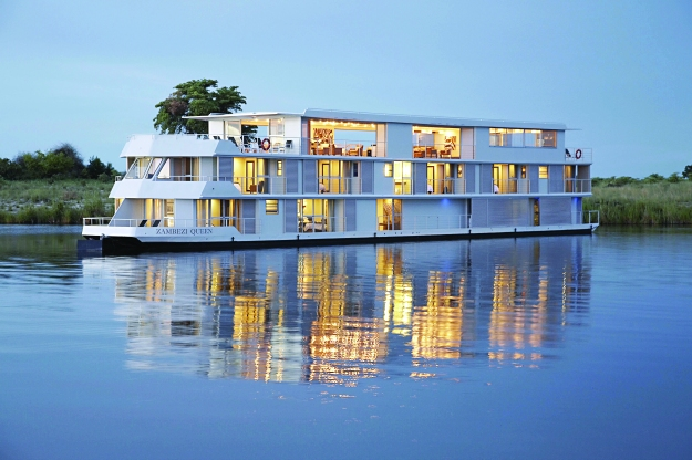 AMAWaterways' Zambezi Queen