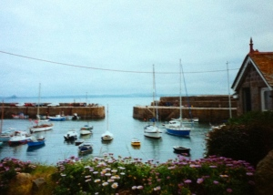 Such a safe and pretty harbor.
