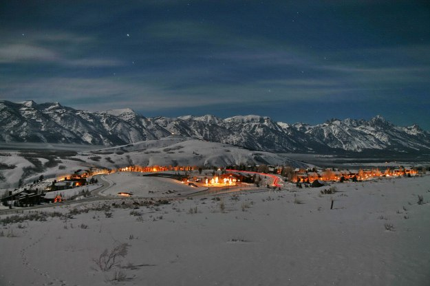 Feel the call of the wild at Spring Creek Ranch, WY.
