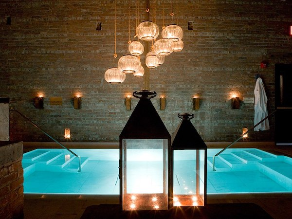 Aire Ancient Baths in NYC