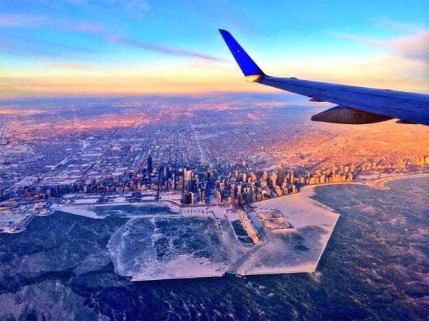 Hank Cain, Chicago, Polar Vortex