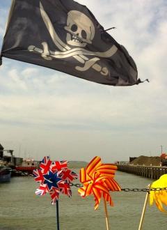 Ahoy matey!