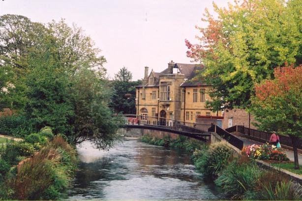 Salisbury, England.