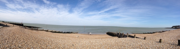 Wonderful Whitstable. (Photo credit: D. Powell)