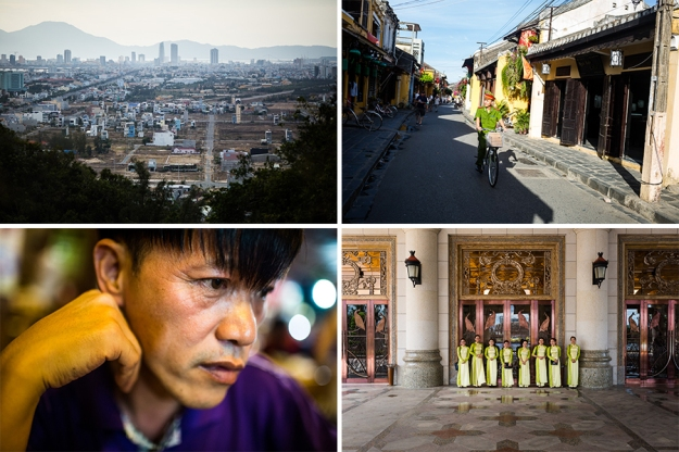 AJS Chinese Tourism Danang