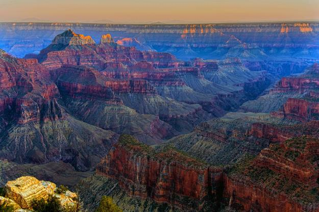 sunset-on-the-north-rim-of-the-grand-canyon-hdr-mark-greenawalt
